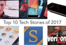 Top 10 Tech Stories of 2017