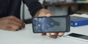 Vivo X20 Play UD In-Glass Fingerprint Sensor 12