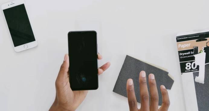 Vivo X20 Play UD In-Glass Fingerprint Sensor 15