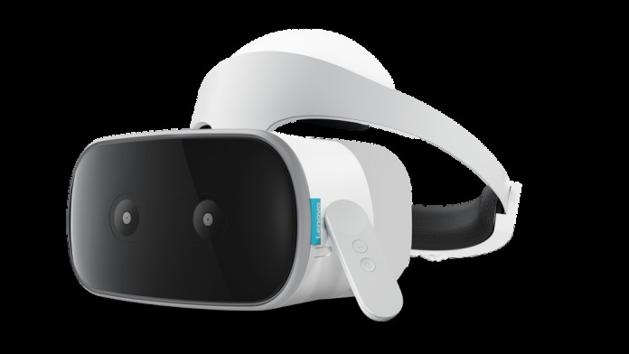 Lenovo Mirage Solo standalone VR headset now available for purchase online - Android Community