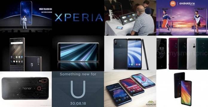 IFA 2018 Best Smartphones
