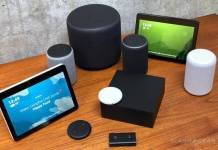 Amazon Echo Alexa smart home devices
