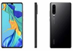 Huawei P30 Huawei P30 Pro 2