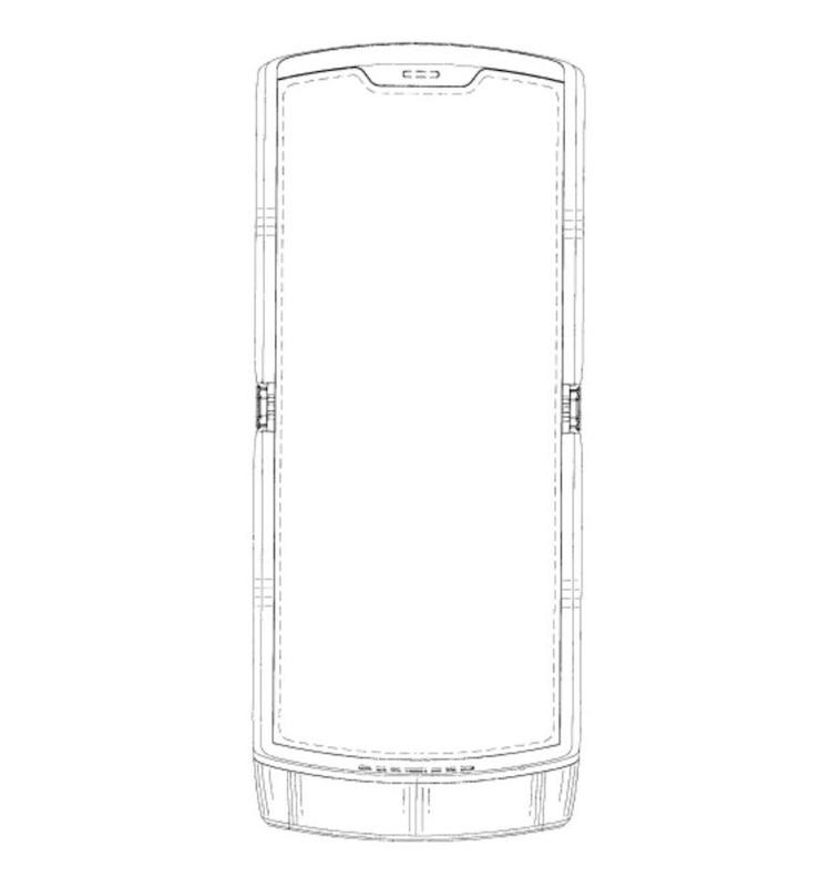 Motorola foldable phone may have dual screens, special