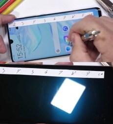 Huawei P30 Pro Durability Test 3