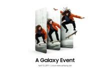 Samsung Galaxy A Event April 2019