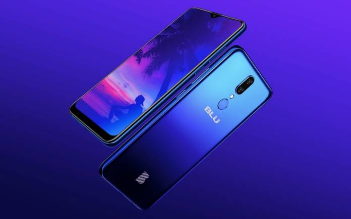 blu g9 out with