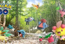 More Pokemon GO adventure