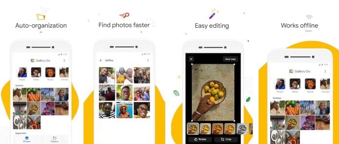 Gallery Go Screenshots