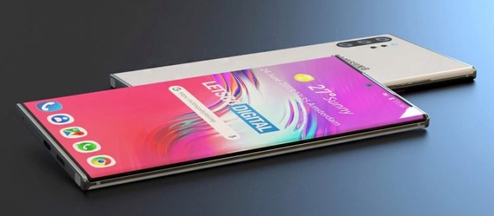 Samsung Galaxy Note 10 Smart ISO AI ISO A