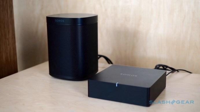 Sonos One SL and Port