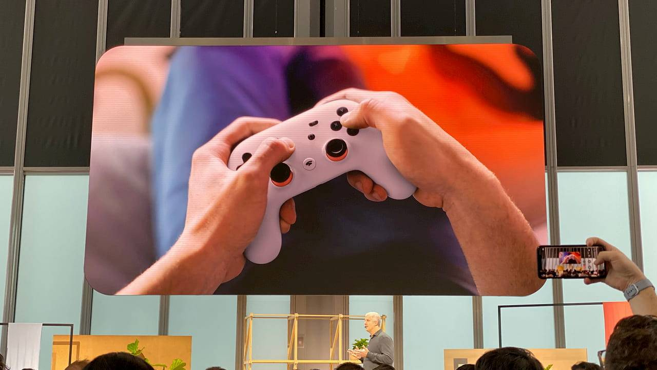 Google Stadia has a release date... for some