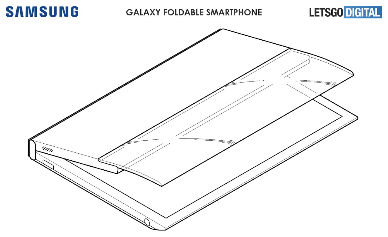 Samsung Galaxy Flip Z 2 May Come With A Transparent Cover