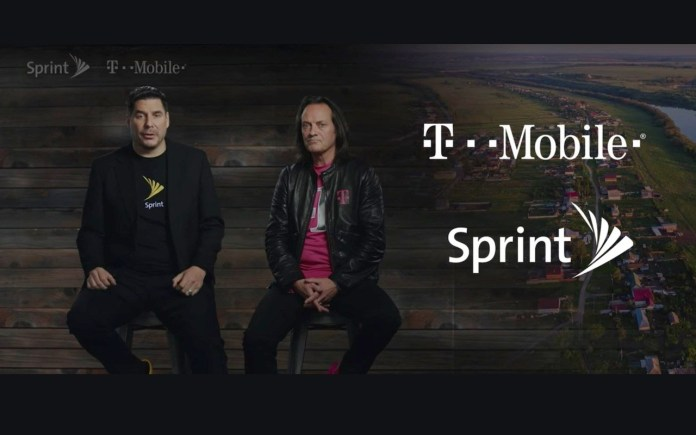 T-Mobile Sprint 2020