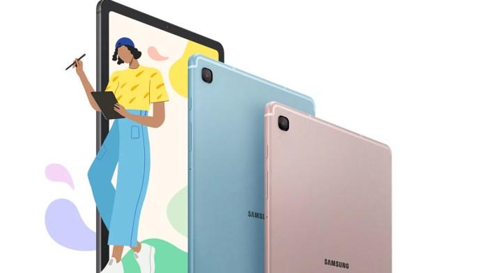 Galaxy Tab S6 Lite رسمي ، ولا توجد تفاصيل إصدار حتى الآن 1