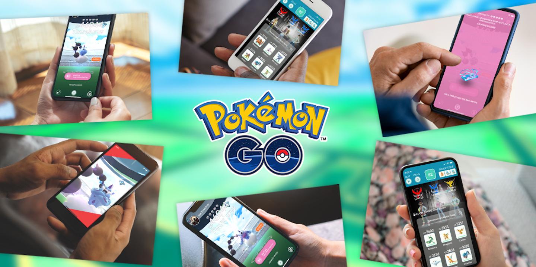 Mang Pokémon Đi nhiều tính năng hơn để cho phép bạn chơi ở nhà 1