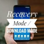 How to Enter Galaxy S8 and S8+ Recovery Mode / Download Mode