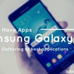best apps galaxy a5