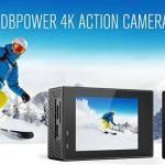 DBPOWER N5 4K Is Budget-Friendly Waterproof HD Action Camera
