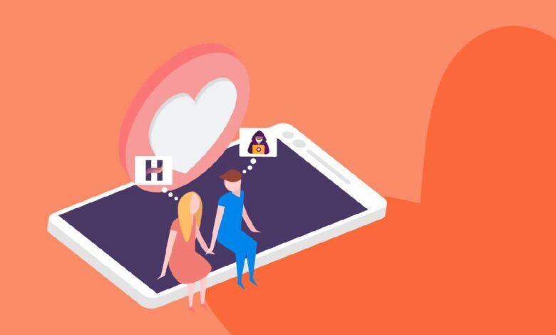online dating interpretation