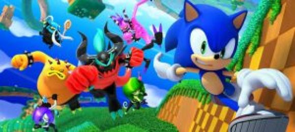sonic Android game