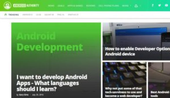 blogs to learn Android