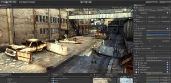 unity3d game engine