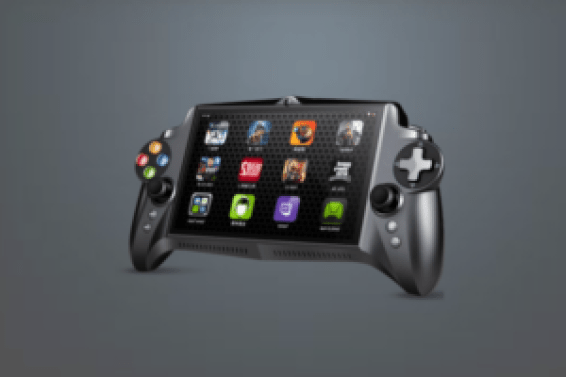 JXD's two joysticks makes it an ideal handheld console for shooting games and virtual world games