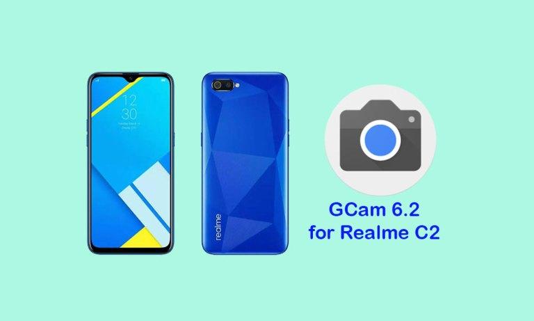 Google Камера для Realme C2