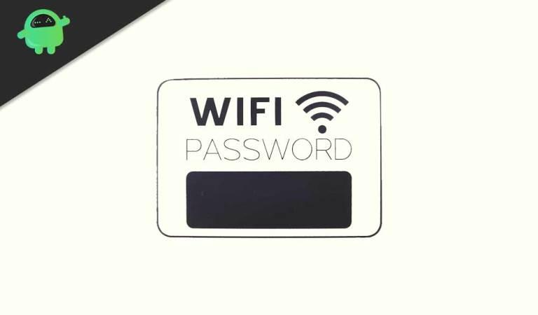 Как найти пароль WiFi на устройстве Android