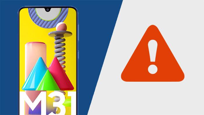 Как исправить кирпичный Samsung Galaxy M31 Prime (застрял в загрузочной петле)