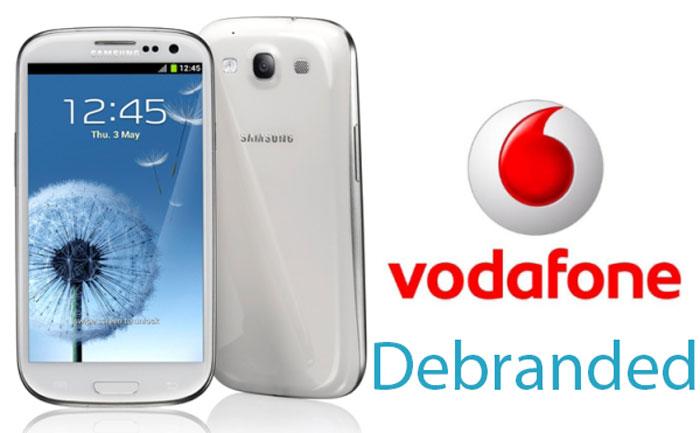 Как снять брендинг (удалить бренд) Samsung Galaxy S3 (удалить брендинг оператора связи)