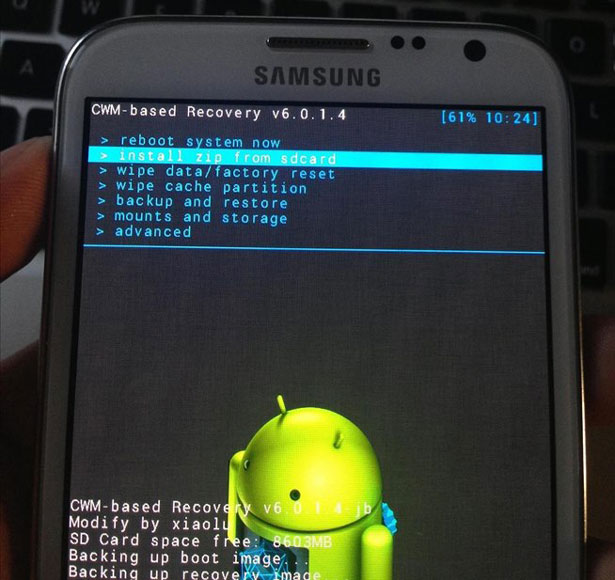 Как исправить ошибку при установке кастомного ПЗУ Galaxy S5