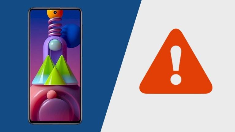 Как исправить кирпичную Samsung Galaxy M51 (застрял в загрузочной петле)