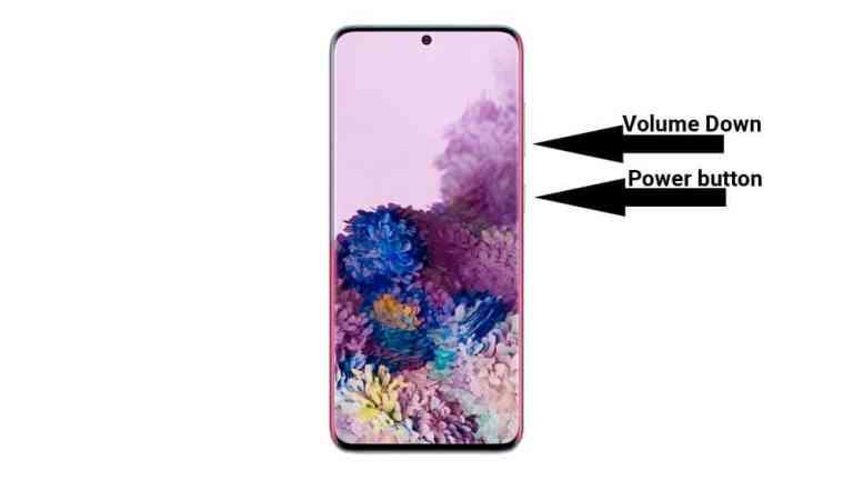Как сделать снимок экрана на Samsung Galaxy S21, S21 +, S20 Ultra