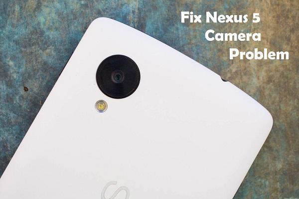 Как исправить проблему с камерой Nexus 5