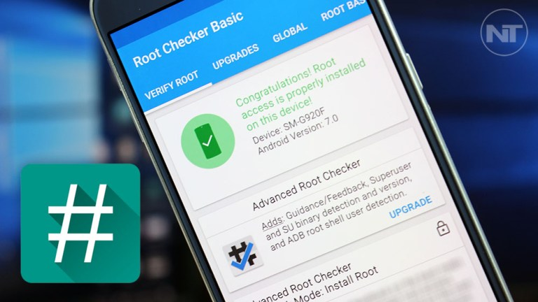 Прошивка Root 7.0 Nougat на Galaxy S6 и S6 Edge с SuperSU