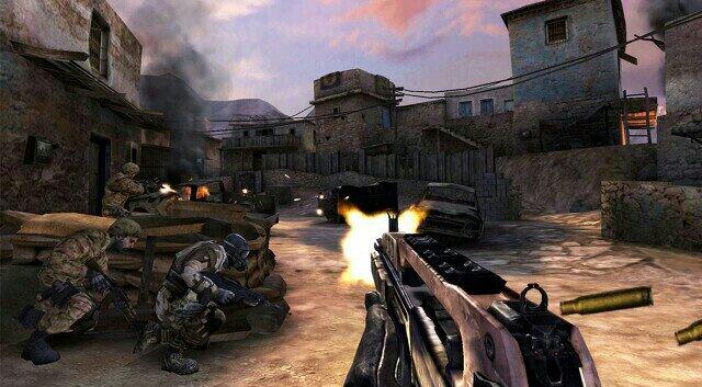 Скачать Call of Duty: Strike Team для Android