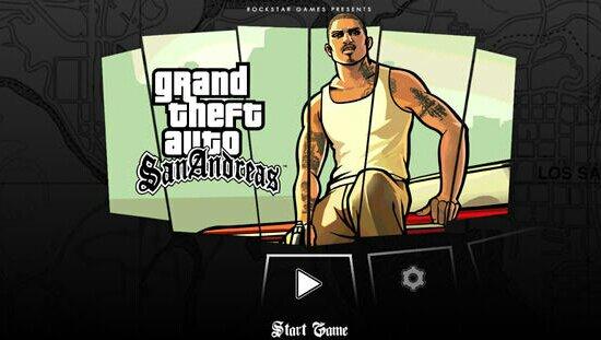 Загрузите GTA: San Andreas для iOS прямо сейчас!