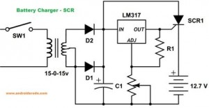 Inverter using MOSFET
