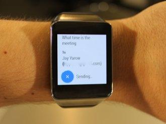 Smartwatch de Google 11