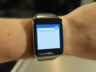 Smartwatch de Google 15