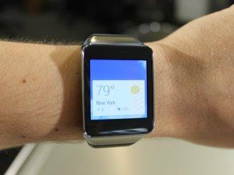 Smartwatch de Google 23
