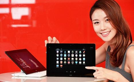 tablet LG hibrido