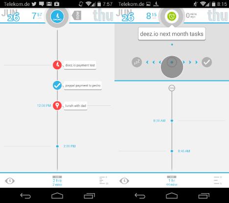 tareas programadas en Android