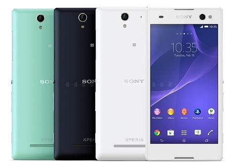 Sony Xperia C302