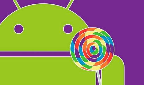 01 Lollipop Android 5.0