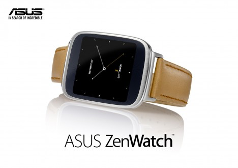 ASUS ZenWatch en Google Play Store