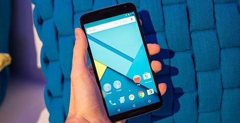 BloatWare en el Nexus 6