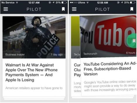 Como buscar noticias Android importantes en el tablet
